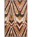 RugStudio presents Safavieh Kashmir Kas114b Camel / Multi Machine Woven, Better Quality Area Rug