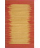 RugStudio presents Safavieh Kilim Klm947a Rust Flat-Woven Area Rug