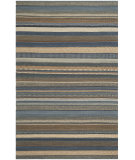 RugStudio presents Safavieh Kilim Klm951a Blue Flat-Woven Area Rug