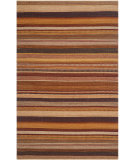 RugStudio presents Safavieh Kilim Klm951b Rust Flat-Woven Area Rug