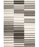 RugStudio presents Safavieh Kilim Klm953b Brown / Ivory Flat-Woven Area Rug