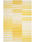 RugStudio presents Safavieh Kilim Klm953d Gold / Ivory Area Rug