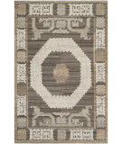 RugStudio presents Safavieh Kenya Kny313a Ivory / Brown Hand-Knotted, Best Quality Area Rug