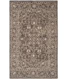 RugStudio presents Safavieh Kenya Kny682a Brown / Beige Hand-Knotted, Better Quality Area Rug
