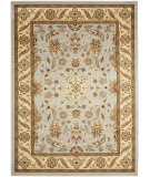 RugStudio presents Safavieh Lyndhurst Lnh211g Grey / Beige Machine Woven, Good Quality Area Rug