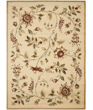 RugStudio presents Safavieh Lyndhurst Lnh552 Ivory / Multi Machine Woven, Good Quality Area Rug