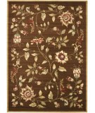RugStudio presents Safavieh Lyndhurst Lnh552 Brown / Multi Machine Woven, Good Quality Area Rug