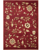 RugStudio presents Safavieh Lyndhurst Lnh552 Red / Multi Machine Woven, Good Quality Area Rug