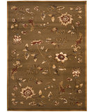 RugStudio presents Safavieh Lyndhurst Lnh552 Green / Multi Machine Woven, Good Quality Area Rug