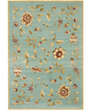 RugStudio presents Safavieh Lyndhurst Lnh552 Blue / Multi Machine Woven, Good Quality Area Rug