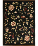RugStudio presents Safavieh Lyndhurst Lnh552 Black / Multi Machine Woven, Good Quality Area Rug