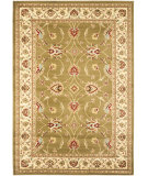 RugStudio presents Safavieh Lyndhurst Lnh553 Green / Ivory Machine Woven, Good Quality Area Rug