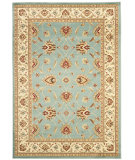 RugStudio presents Safavieh Lyndhurst Lnh553 Blue / Ivory Machine Woven, Good Quality Area Rug