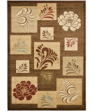 RugStudio presents Safavieh Lyndhurst Lnh554 Brown / Multi Machine Woven, Good Quality Area Rug