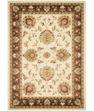 RugStudio presents Safavieh Lyndhurst Lnh555 Ivory / Brown Machine Woven, Good Quality Area Rug