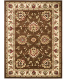 RugStudio presents Safavieh Lyndhurst Lnh555 Brown / Ivory Machine Woven, Good Quality Area Rug