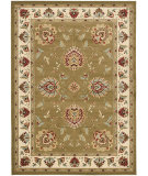 RugStudio presents Safavieh Lyndhurst Lnh555 Green / Ivory Machine Woven, Good Quality Area Rug