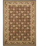 RugStudio presents Safavieh Lyndhurst Lnh556 Brown / Brown Machine Woven, Good Quality Area Rug
