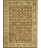 RugStudio presents Safavieh Lyndhurst Lnh556 Green / Green Machine Woven, Good Quality Area Rug