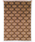 RugStudio presents Safavieh Lexington LX103A Beige / Green Hand-Knotted, Good Quality Area Rug