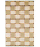 RugStudio presents Safavieh Lexington LX105A Ivory / Green Hand-Knotted, Good Quality Area Rug