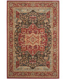 RugStudio presents Safavieh Mahal Mah625d Red Machine Woven, Better Quality Area Rug