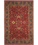 RugStudio presents Safavieh Mahal Mah693f Red - Navy Machine Woven, Better Quality Area Rug