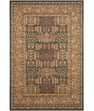 RugStudio presents Safavieh Mahal Mah697e Navy - Natural Machine Woven, Better Quality Area Rug