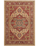 RugStudio presents Safavieh Mahal Mah698a Red - Natural Machine Woven, Better Quality Area Rug