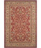 RugStudio presents Safavieh Mahal Mah699a Red - Natural Machine Woven, Better Quality Area Rug