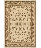 RugStudio presents Safavieh Majesty Maj4780 Creme / Creme Machine Woven, Better Quality Area Rug