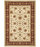 RugStudio presents Safavieh Majesty Maj4781 Creme / Red Machine Woven, Better Quality Area Rug