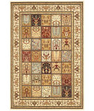 RugStudio presents Safavieh Majesty Maj4784 Multi / Cream Machine Woven, Better Quality Area Rug