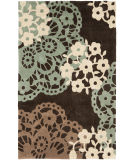 RugStudio presents Safavieh Modern Art Mda612a Brown / Multi Hand-Tufted, Better Quality Area Rug