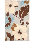 RugStudio presents Safavieh Modern Art Mda616a Ivory / Multi Hand-Tufted, Better Quality Area Rug