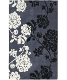 RugStudio presents Safavieh Modern Art Mda623a Dark Grey / Multi Hand-Tufted, Better Quality Area Rug