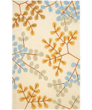 RugStudio presents Safavieh Modern Art Mda624a Ivory / Multi Hand-Tufted, Better Quality Area Rug