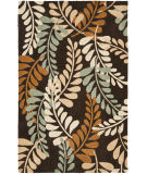 RugStudio presents Safavieh Modern Art Mda625a Brown / Multi Hand-Tufted, Better Quality Area Rug