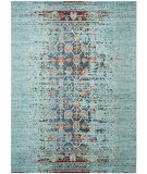 RugStudio presents Safavieh Monaco Mnc208j Blue - Multi Machine Woven, Good Quality Area Rug