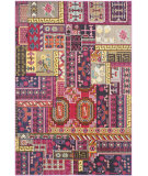 RugStudio presents Safavieh Monaco Mnc212d Pink - Multi Machine Woven, Better Quality Area Rug