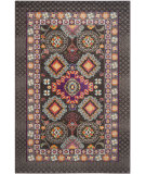 RugStudio presents Safavieh Monaco Mnc240b Brown - Multi Machine Woven, Better Quality Area Rug