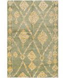 RugStudio presents Safavieh Moroccan Mor553c Green / Multi Hand-Knotted, Good Quality Area Rug