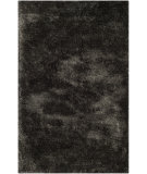 RugStudio presents Safavieh Martha Stewart Shag Msr0562e Charcoal Area Rug