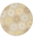 RugStudio presents Safavieh Martha Stewart Msr1843h Opal / Grey Hand-Hooked Area Rug