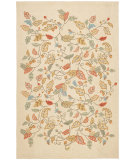 RugStudio presents Martha Stewart By Safavieh Msr3611 Autumn Woods A Hand-Tufted, Good Quality Area Rug