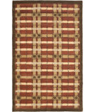 RugStudio presents Martha Stewart By Safavieh Msr3613 Colorweave Plaid D Hand-Tufted, Good Quality Area Rug
