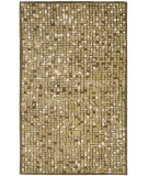 RugStudio presents Martha Stewart By Safavieh Msr3623 Mosaic A Hand-Tufted, Good Quality Area Rug