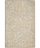RugStudio presents Martha Stewart By Safavieh Msr3623 Mosaic C Hand-Tufted, Good Quality Area Rug