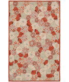 RugStudio presents Rugstudio Sample Sale 66475R Poppy Field B Hand-Tufted, Good Quality Area Rug