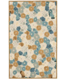 RugStudio presents Martha Stewart By Safavieh Msr3625 Poppy Field C Hand-Tufted, Good Quality Area Rug